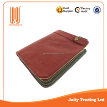 Wholesale fashion genuine men leather wallet branded wallet