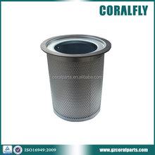 ISO/TS 16949:2009 certified 3221140700 air compressor gas oil segregator separator