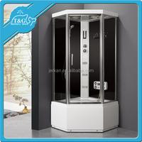 Wholesale china frameless glass portable shower screen