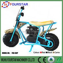80CC mini bike gas motorcycle for kids FSD80P