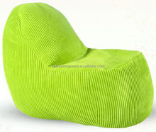 bean bag L shape sofa chair