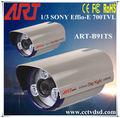 1/3 sony ccd effio- e 700 distribuidores tvl cámara cctv cámara de seguridad de largo alcance