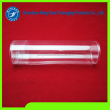 Plastic Clear & Transprent Tube Cylinder