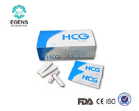 HCG Test Cassette Rapid Test Kit Colloidal Gold