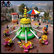Novo passeio! Rotação de abelha usada parque de diversões equipamentos, usado de diversões parque de equipamentos para venda