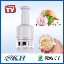 Kh estricto Control de calidad machacador de ajo