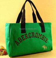 wholesale printed 100% cotton canvas tote bags