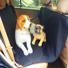Waterproof Dog Seat Cover with nonslip Rubber Backing
