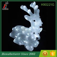 China Manufacturer Famouse Brand Wholesale Beautiful led acrylic christmas decorations