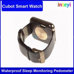 Original Cubot r8 smart watch phone SHJ014 new android 4.4 bluetooth smart watch phone