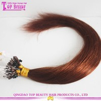 Alibaba Trade AssuranceTangle Free Soft Micro Loop Ring Hair Extension 100% Cheap Remy Micro Loop Hair Extensions