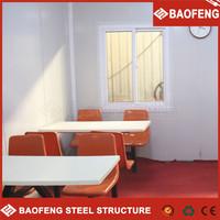 modular rust proof prefab living quarters
