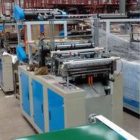 bio degradable plastic bag making machine
