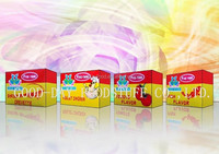 seasoning flavouring cubes of chicken, shrimp, tomato, fish flavors
