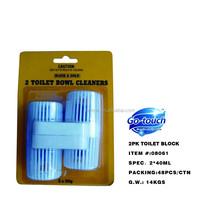 Super clean hanging toilet bowl deodorizer freshener and rim block
