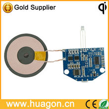 Hot selling Qi wireless charger PCB custom for furniture use
