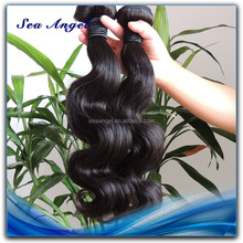 Thick Ends Body Wave Tangle Free Wholesale Hair Extensions Los Angeles