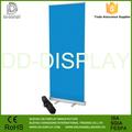 De aluminio roll up soporte de la bandera, de aluminio de la bandera del rodillo, venta directa de fábrica