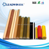 China Leadwin hot sale high quality fibreglass rods tube