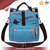 new style strong fashionable nice canvas single shoulder bag for teens
