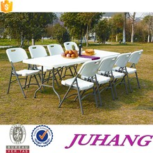 plastic folding tables and chairs for events