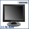 15'' touch screen monitor with 4 wire resistive touch panel