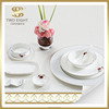 Wholeslae hotel crockery items, royal porcelain dinnerware, dinner sets in pakistan