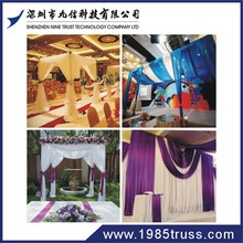2015 new style pipe drapes for sale wedding pipe drapes event pipe drapes