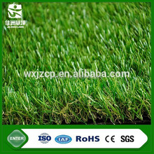 SGS ROHS CE landscaping artificial grass 4 tones artificial turf grass for garden