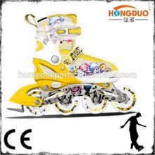 Ajustable de velocidad zapatillas de Skate profesional en línea