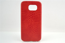 Trend soft cover for Samsung S6 genuine leather OEM case