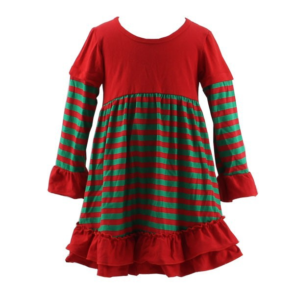 Blank Boutique Fall Dress Baby Children Party Christmas