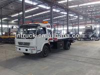 10 T RHD Cumminse engine car carrier towing wrecker truck