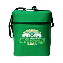 picnic beer polyester lunch cooler bag solar ice cream wine cooler bag disposable insulating effect bulk insulated cooler bag