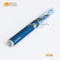JOMOtech one year warranty e cigarette starter kit with 4 colors ecap kit