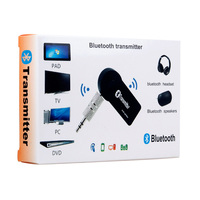 The 3.5Mm Audio Input Usb Bluetooth Audio Transmitter For 3.5Mm Interface Device Dongle Adapt Transmitter Adapters
