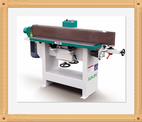 Shanghai MM2420A sponge roller belt sander/edge sanding machine