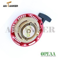 5.5hp Red 28400-ZH8-013YA With plastic ratchet small engine spare GX160 recoil starter repair kit