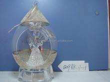 Wholesale crystal glass ball magic for christmas decorations on sale boll