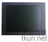 Factory direct high-precision resistive screen 12.1 Embedded Industrial touch monitor 800 * 600