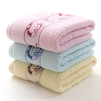 soft hand feel green classic style long terry bath towel weaving machine