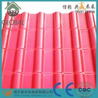 Brand new easy installation ceramic roofing tile stone coated metal roofing tile with high quality