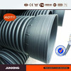 New Zealand market DN400 HDPE culvert pipe for drainage and sewer
