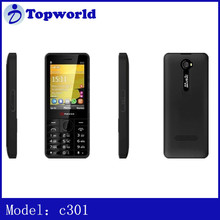 cheap china phones C301HD Digital Camera 2.4 inch TFT screen 3040 speaker GSM 900/1800MHz Multi-languages dual sim card phone