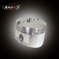 For TOYOTA 2RZ 1RZ 1KD 2 KD OEM 13101-75020 Forged 4032 Aluminum Piston