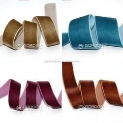 velvet fabric wholesale/baby girls dresses velvet/velvet fabric for sofa