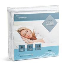 Premium Terry Hypoallergenic 100-Percent Waterproof Mattress Protector