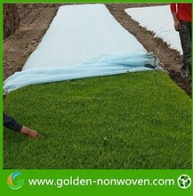PP spunbond agriculture nonwoven fabric , weed barrier,weed control