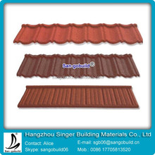 superb stone coated metal roofing tiles for cheaper sale