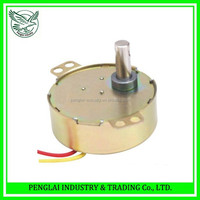 factory price AC electric fireplace Synchronous Motor